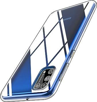 Yocktec Funda para Samsung Galaxy M31, Funda de Gel Ultrafina y ...