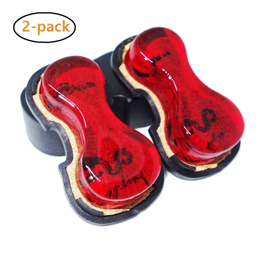 Rosin for Violin Viola and Cello Rosin for Bows (black- 2 Pack) MOREYES
