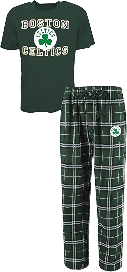 Ultra Game NBA Boys 2 Piece Pjs Lounge Pants /& Tee Set