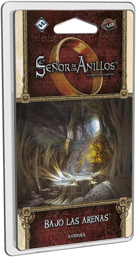 Fantasy Flight Games-El señor de los Anillos lcg: bajo Las Arenas-español, Color (FFMEC58): Amazon.es: Juguetes y juegos