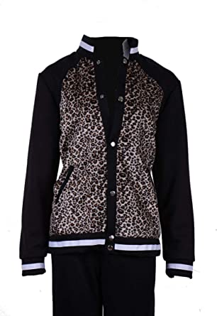 on ICE Yuri Plisetsky Anime Leopard Print Costume Hoodie Coat Unisex Hot YURI!!