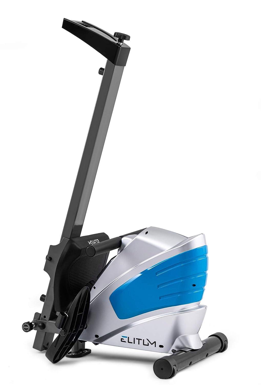 Elitum Ruderger/ät ZX700 Rudermaschine mit Computer Schwungrad 9 kg Ruderzugmaschine