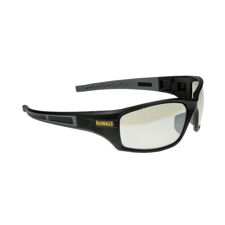 DeWalt DPG101-9D Auger SAFETY Glasses - Indoor/Outdoor Lens (1 Pairper Pack)
