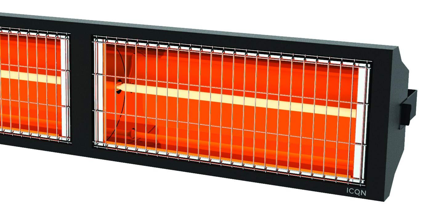 Icqn Estufa Para Terraza Calefacción Para Terraza