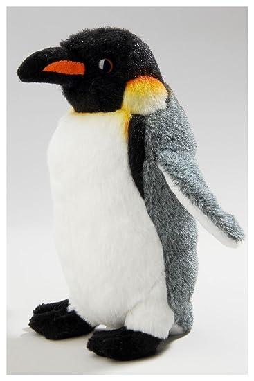 9f6e9e9343 Pinguino, Pinguino imperatore con voce peluche, circa 18 cm, da Carl Dick:  Amazon.it: Giochi e giocattoli