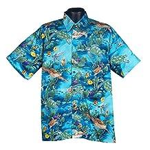 High Seas Trading Company Turtle Reef Shirt