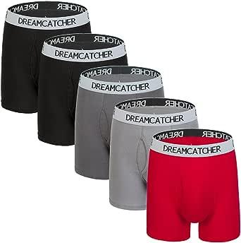 Dream Catcher Mens Underwear Featuring Waistband Boxer Briefs Men's Boxer Shorts