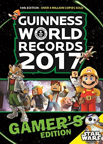 Guinness World Records 2017 Gamer's Edition Guinness World Records: Gamer's Edition