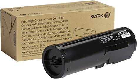 Amazon.com: Xerox 106r03584 Genuine Xerox Negro Extra High ...