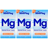 Slow-Mag Magnesium Chloride with Calcium, Tablets, 60 Tablets each (Pack of