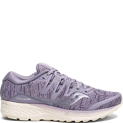 37fe0ec378f0 Saucony Ride ISO Womens Trainers: Amazon.fr: Chaussures et Sacs