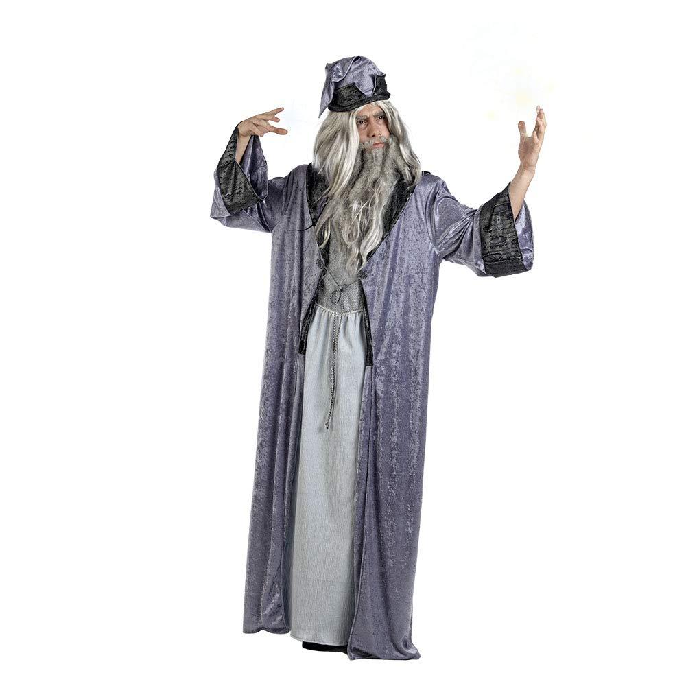 Limit Sport - Disfraz de mago para adultos, talla L (MA618 ...