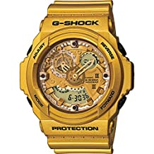 Casio Men's GA-300GD-9ACR G-Shock Crazy Gold Series Wrist Watch