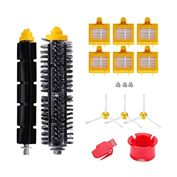 Accesorios para iRobot Roomba 700 760 770 780 790 Juego de piezas de repuesto para aspiradoras