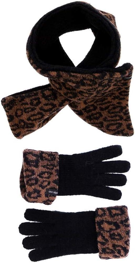 DON ALGODON Pack bufanda y guantes Risti: Amazon.es: Ropa y accesorios