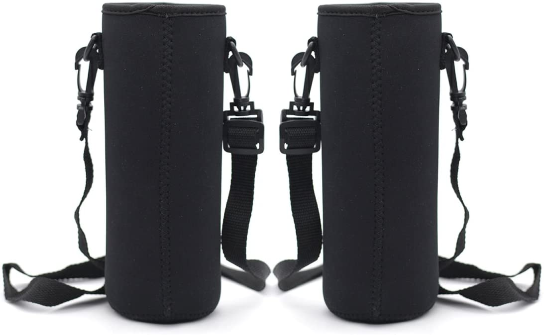 Sport water bottle cover neoprene insulated sleeve bag case pouch In WY