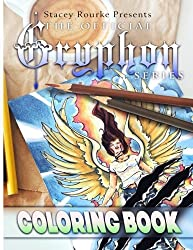 The Official Gryphon Series Coloring Book (The Gryphon Series) (Volume 7)