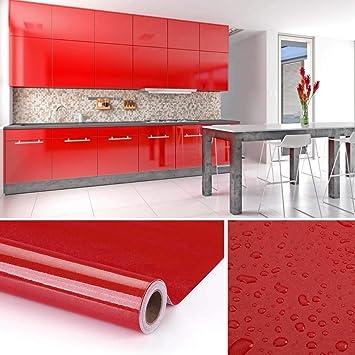 5M Schrankfolie Selbstklebend Klebefolie Möbelfolie Tischfolie Küchenfolie Deko