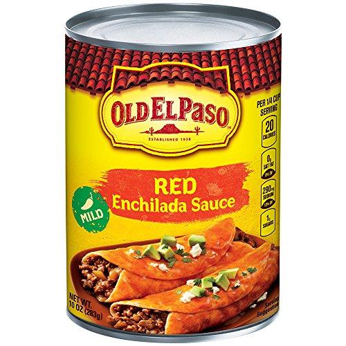 Old El Paso Mild Sauce - Old El Paso Mild Enchilada Sauce 10 oz Can