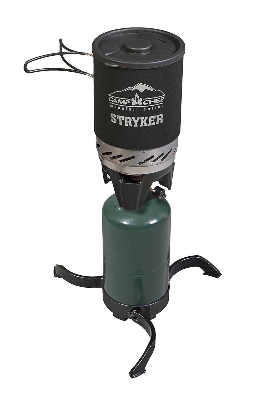 Amazon.com: Camp Chef Mountain Series Stryker, estufa de ...