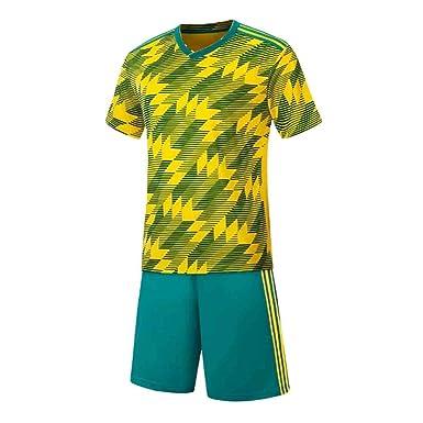 Aiweijia Conjunto de Traje de Entrenamiento de fútbol de chándal ...