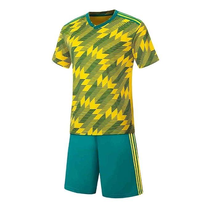 Aiweijia Conjunto de Traje de Entrenamiento de fútbol de ...