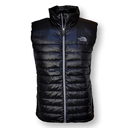 Amazon Com The North Face Mens Flare 550 Down Vest Tnf Black