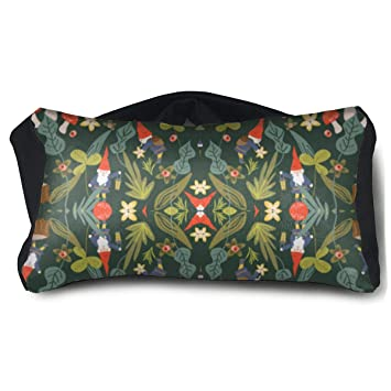 Amazon.com: SUNNMOON Woodland Santa Claus - Cojín de viaje ...