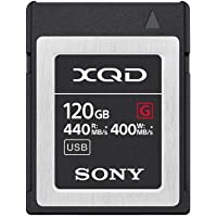 Sony QD-G120F/J SYM Sony XQD card