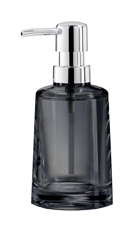 Kleine Wolke 5059901854 Pino Dispensador de jab/ón color gris transparente