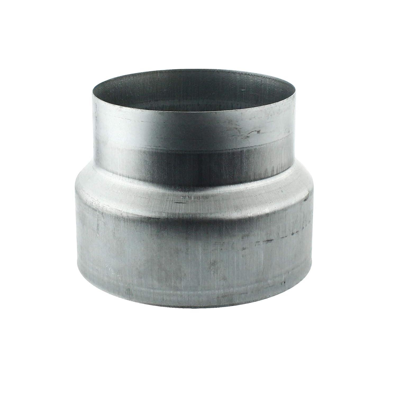 18112-019 Reduzierst/ück Reduktion Aluflex Rohr Flexrohr L/üftung Wickelfalzrohr Verzinkt 250-150 MKK