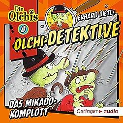 Das Mikado-Komplott (Olchi-Detektive 8)