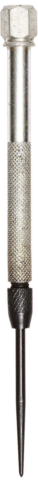Fowler 52-515-005 Aluminum Knurled Steel Tubing Body Pocket Scriber, 5.625'' Length