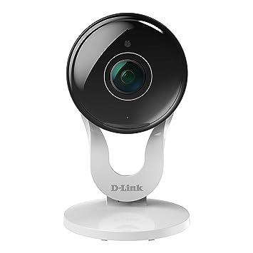 D-Link DCS-8300LH – Cámara de vigilancia/Seguridad WiFi, 1920 x