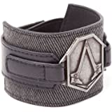 Assassin's Creed Syndicate - Metal Badge Bracelet black