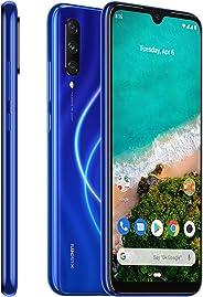 Xiaomi Mi A3 128GB + 4GB RAM, Triple Camera, 4G LTE Smartphone - International Global Version (Not just Blue)
