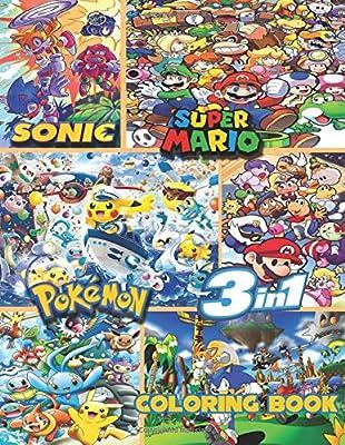 Super Mario Coloring Book Pdf – azspring   400x310