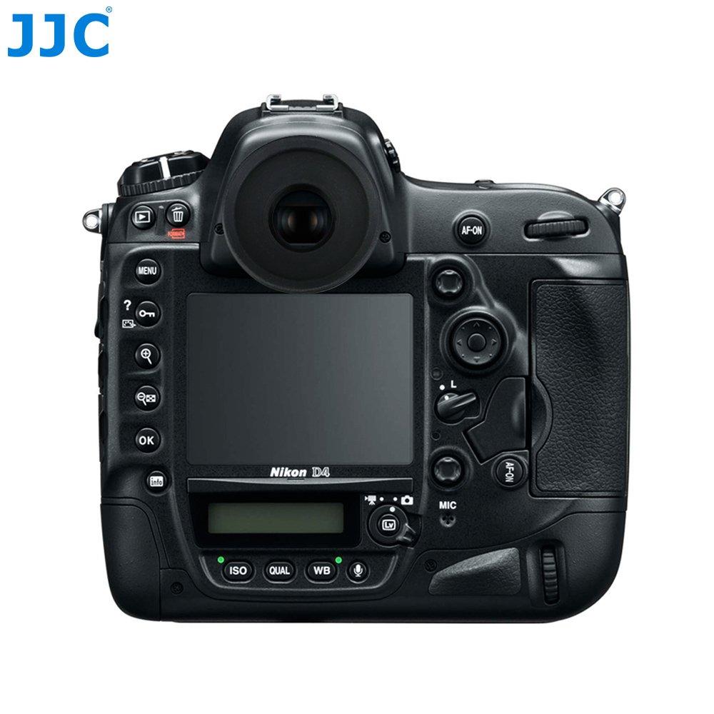 JJC en-5 K silicona - Portaocular para Nikon Nikon D5, D500, D810 ...