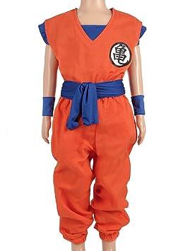 CoolChange Disfraz para niños de La Bola del dragón 2b5ce48ea07c