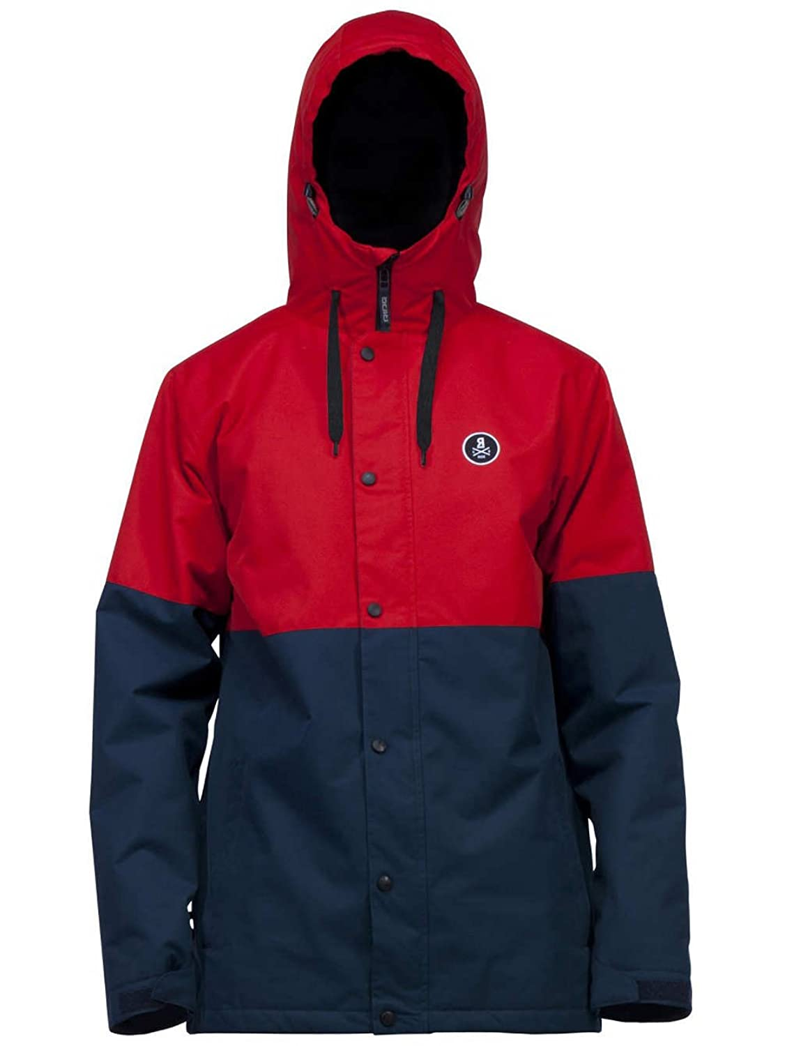 Ride Hawthorne Snowboard Jacket Red Rover Mens