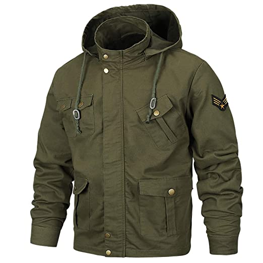 Goose Down Jacket Men Waterproof Mens Autumn Winter Coats Casual Military Equipment Fashion Trend Jacket