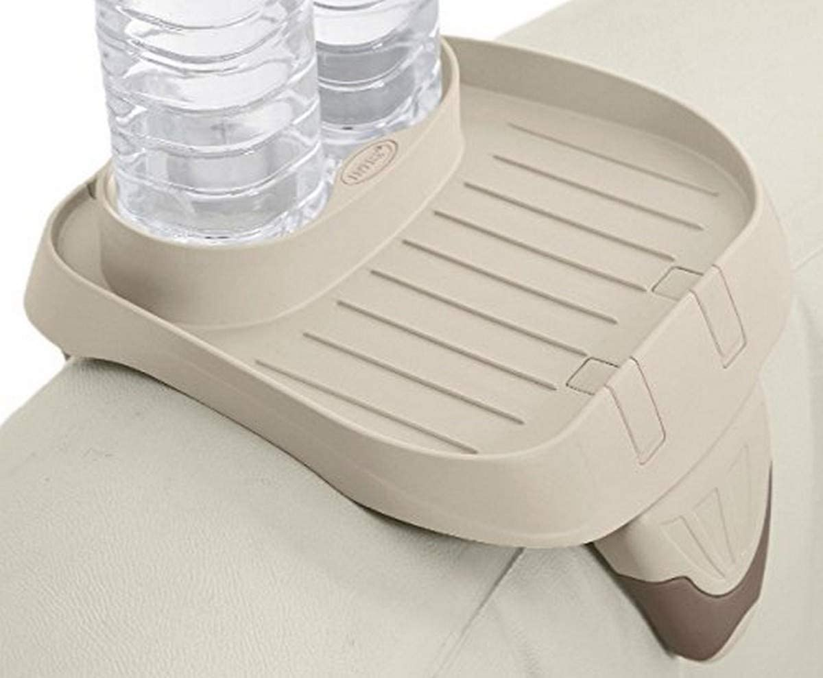 Intex PureSpa Cup Holder, 2 Standard Size Beverage Containers: Garden & Outdoor