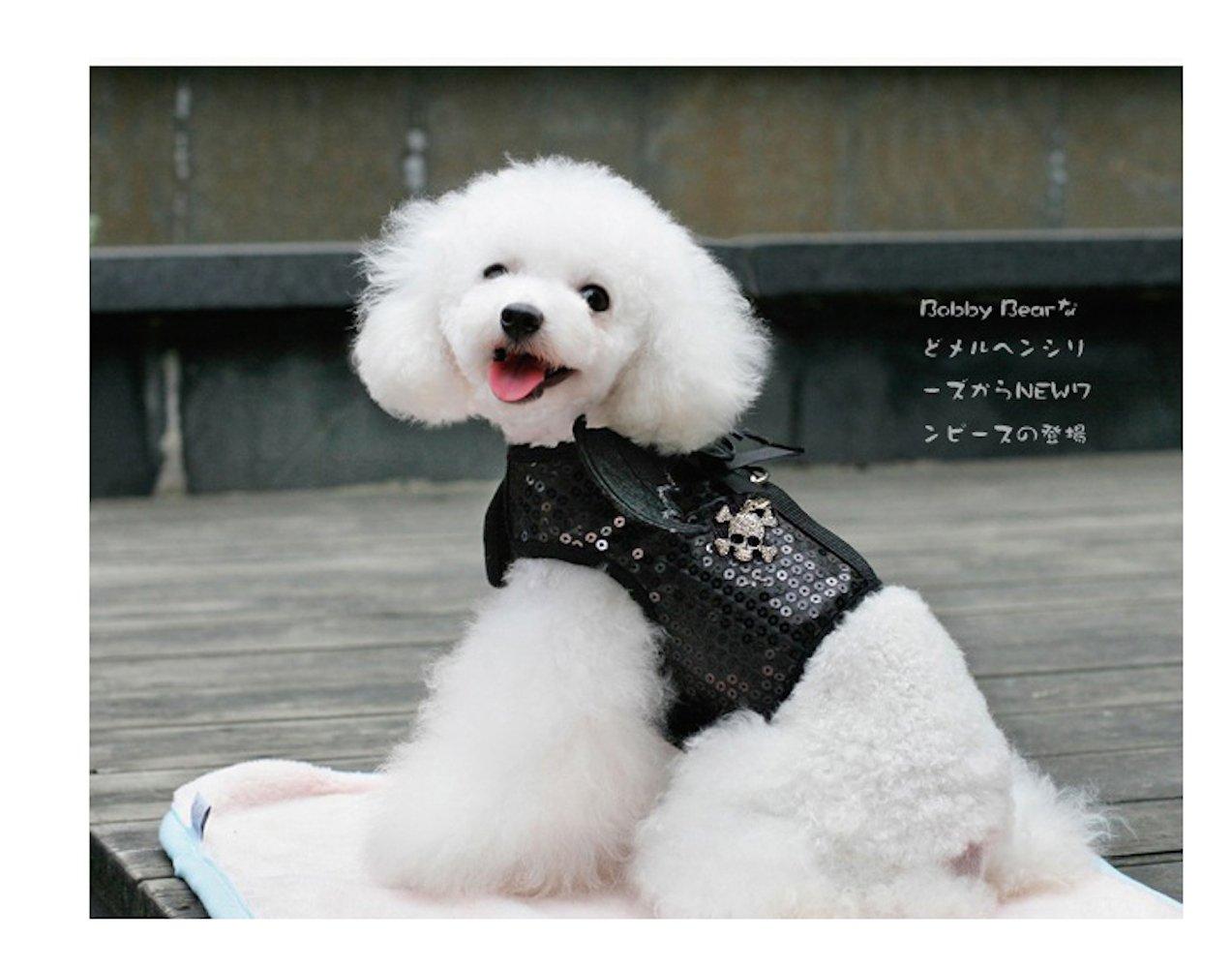 looboo perro arnés con alas suave anti-traction Vest arnés ...