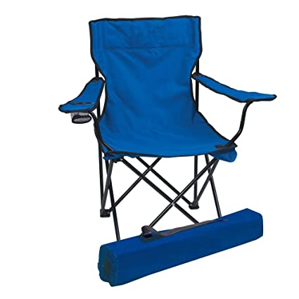 Kawachi Folding Camping Outdoor/Collapsible Chair (Color May Vary)