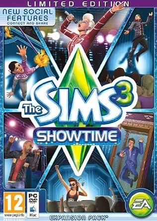 roupas do the sims 3 showtime keygen