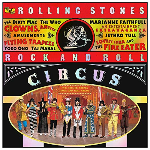 (The Rolling Stones Rock And Roll Circus [3 LP])