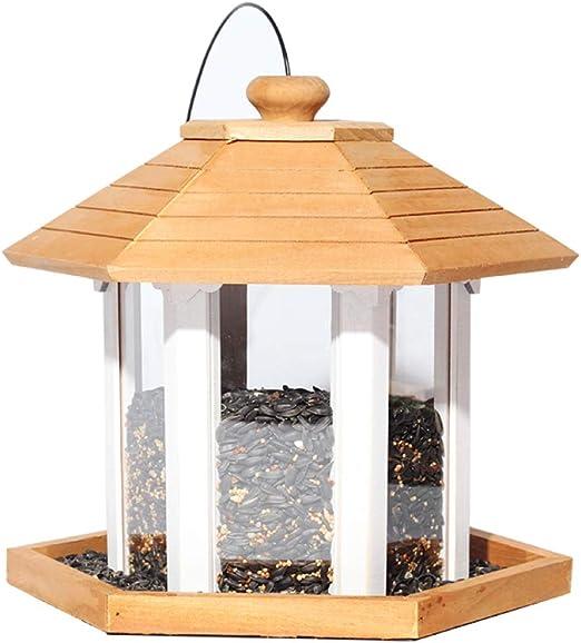 Ailihan Alimentación Aves Patio jardín Naturaleza señorial decoración Hermosa: Amazon.es: Jardín