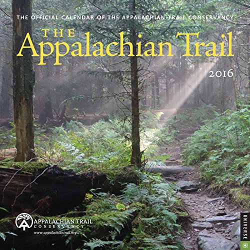 The Appalachian Trail 2016 Wall Calendar