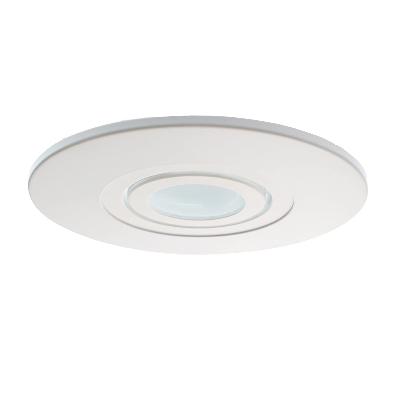 "Elco Lighting EL5488W 5/"" Low Voltage Adjustable Spot Pull Down"