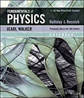 Fundamentals of Physics: Extended, 11th Edition Front Cover